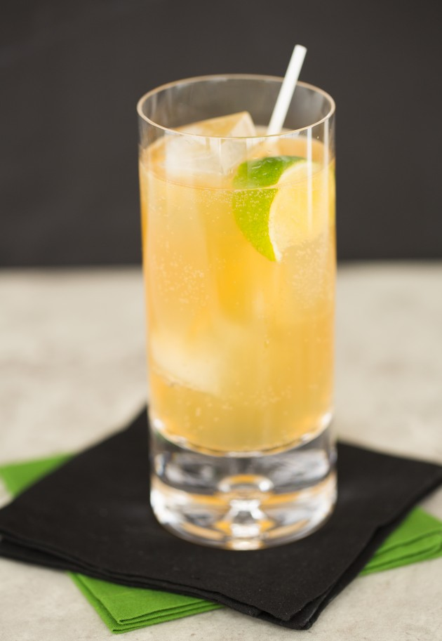 Brandy Rickey Recipe