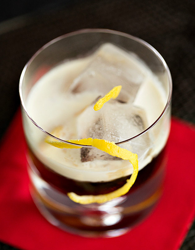 how to drink a white russian