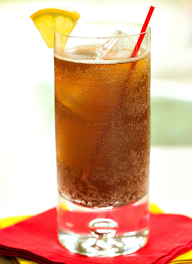 White Long Island Iced Tea