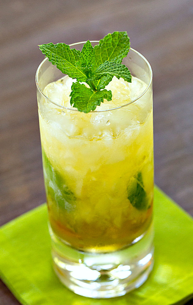 Mint Julep The Drink Kings