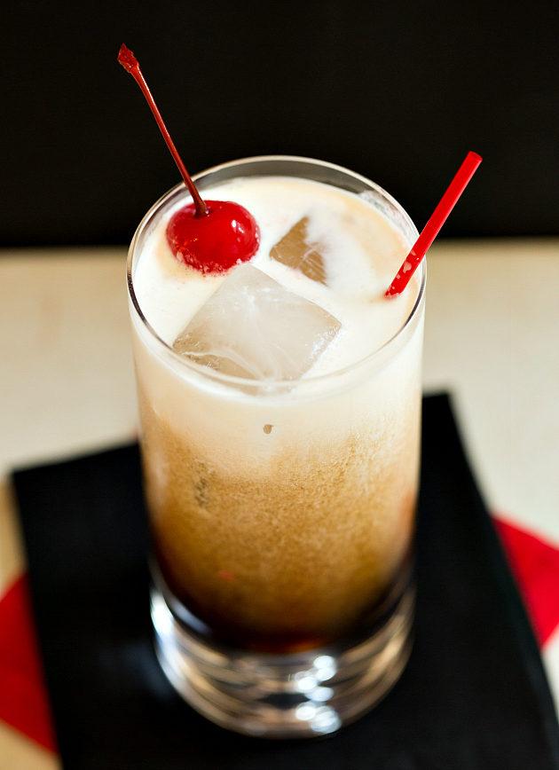 Whiskey Paralyzer Drink Recipe