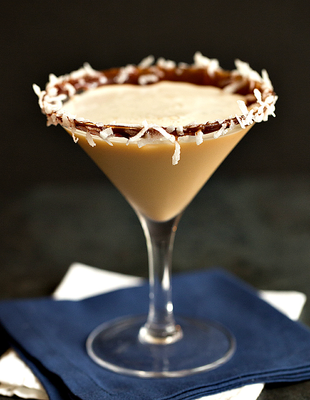 Almond Joy Martini Recipe