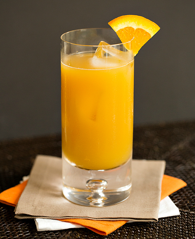 Screwdriver Cocktail Drink Recipe