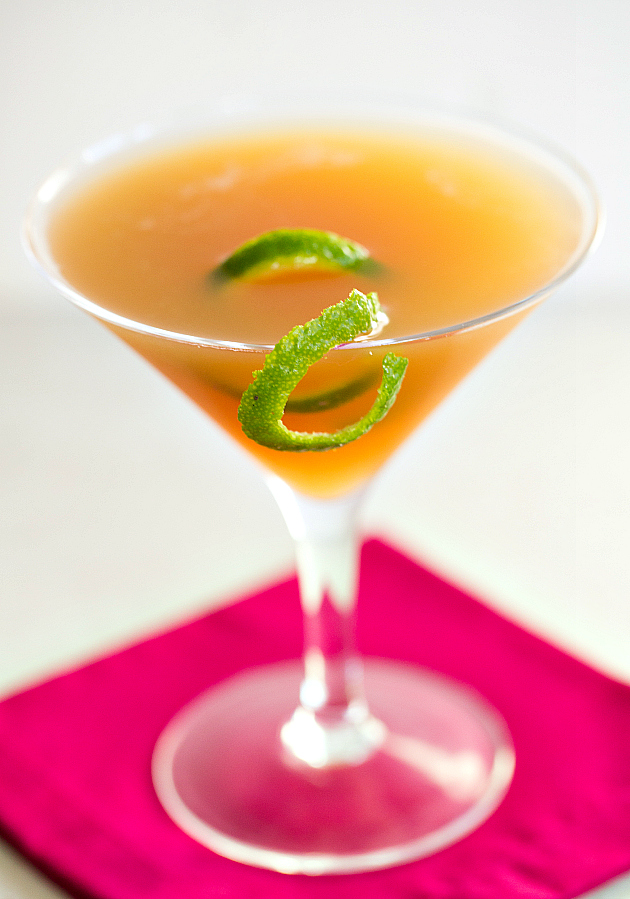 Bolero Cocktail Recipe