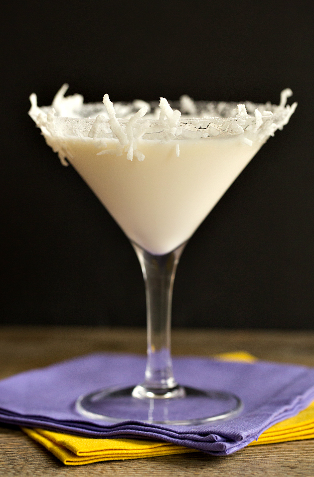 Coconut Cream Pie Martini The Drink Kingsthe Drink Kings