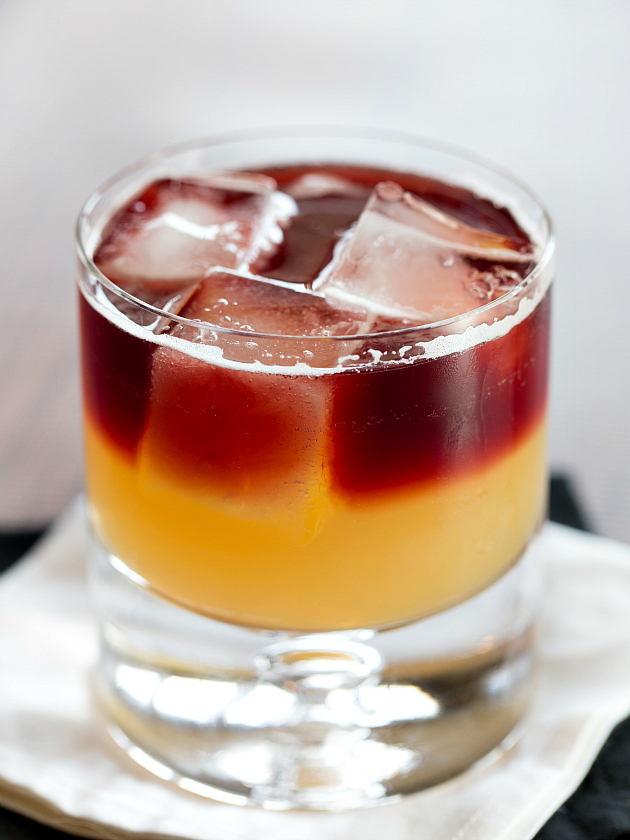 New York Sour The Drink Kings