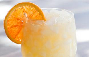 Ginger, Gin & Juice