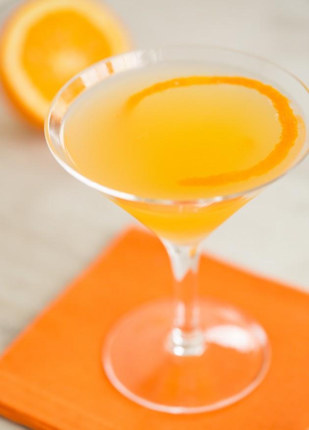 Agent Orange Recipe