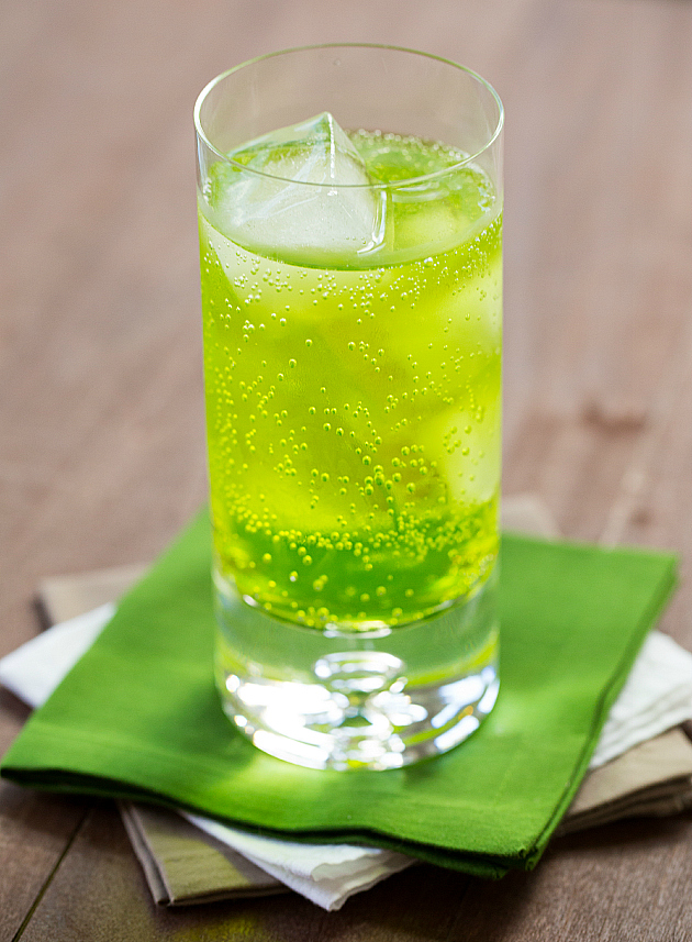 Crocodile Cooler Recipe