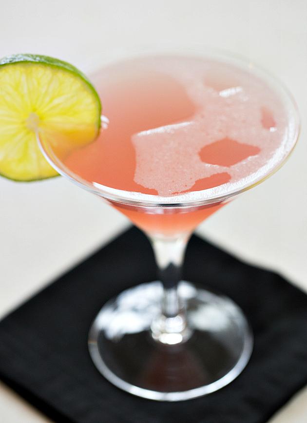 Cranberry Cosmo Recipe