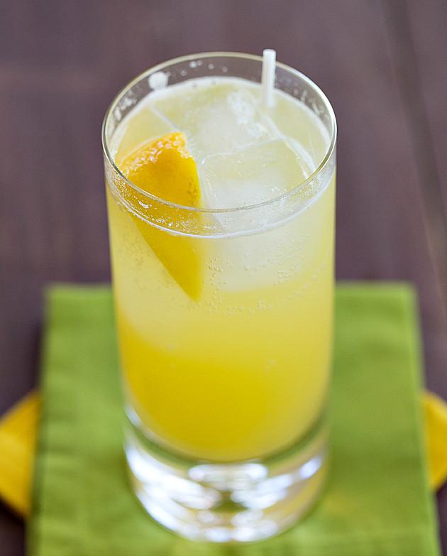 Pineapple Cooler Recipe