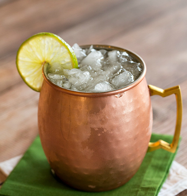 Moscow Mule The Drink Kings